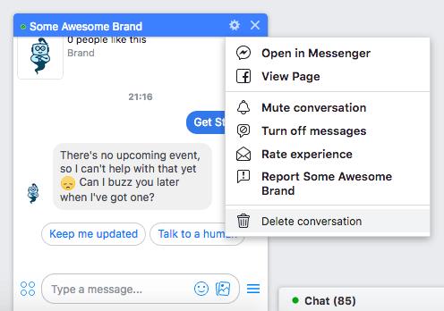 How to Create an Event Chatbot from Google Calendar — ProBotDev